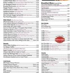 sit in menu