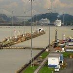 Cruceros camino al Atlántico