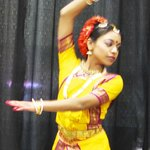 Dancer of the Indian tradition