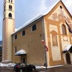 Dorfkirche in Ziano