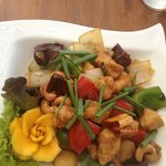 Cashew Chicken from Restaurant - Delicious