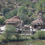 Sas Bahu temples at Nagda near Eklingji