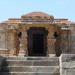 Larger of Sas Bahu temples at Nagda near Eklingji