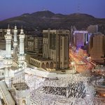Le Meridien Makkah Location