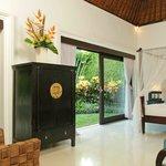 Semara main bedroom