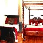Double en-suite with sea views