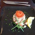 crab salad !
