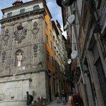 апартаменты в здании с гербом Португалии