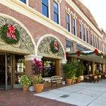 Street scene - Christmas 2012