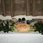 Medieval buffet