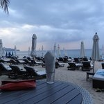 Catch Beach Club overlooking Surin Beach