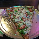 Philly slice at Momo's in Tally