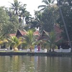 The peaceful Thervacad homestay on the Backwaters.