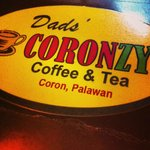 Dad's Coronzy Coffee
