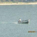 resident bay fishing