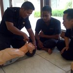 Villa Staff - First Aid and CPR Training