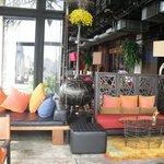 Hotel interier