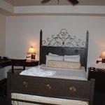Room 106 - Two bedroom suite - Queen bedroom