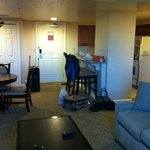 rest of living/dining area