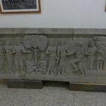 One of the original friezes