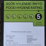 Top rated for food hygiene