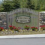 Entrance to the RV Park