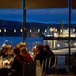 Dining at Thon Hotel Restaurant