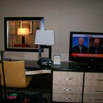 Double Bed Room Type, Television