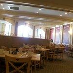 Restaurant, Saffron in Hotel Lobby