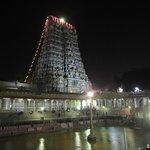 Sri Meenakshi Temple Gopuram