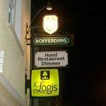 Uithangborden hotel