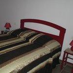 Chambre double possibilite d'un lit suppl