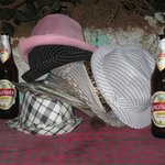 Dona Paula hats we bought