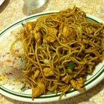 Chicken Lo Mein (lunch entree)