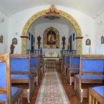 Petite chapelle à l'intérieur de l'hôtel