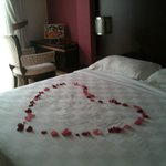 Hotel Room for anniversary