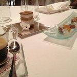 Le café... un 3ème dessert !