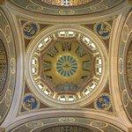 Foto del interior sin flash  con permiso de las monjas