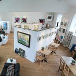 Gallery and Cafe Panorama Summer 2012