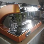 Hand Crafted, Italian Espresso Machine