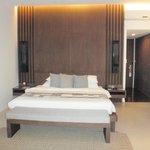 Bedroom in new block