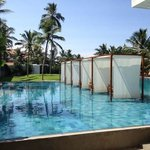 nice pool at jetwing blue, negombo.