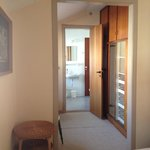 Double room with private shower/toilet - small