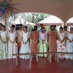 Rondalla and Dancers