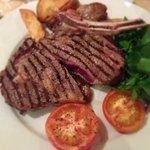 amazing steak :)