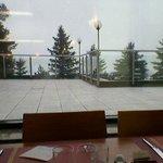 Widok z Restauracji