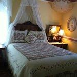 Room at Ambrose Bierce House