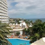 Looking back towards San Augustin from Playa del Ingles
