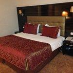 2 adet tekli yataktan oluşan double yatak