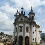 Igreja N S do Rosário dos Pretos